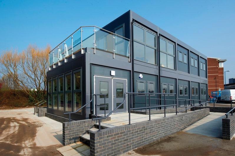 Modular Buildings – Lights Visions Company